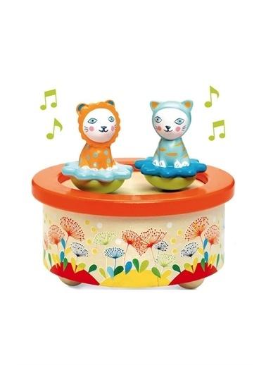 Djeco Djeco Müzik Kutusu/Twins Melody Pembe